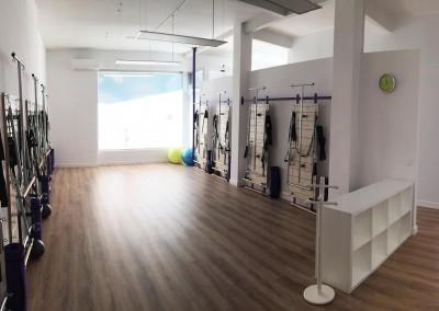 Reforma Centro de Pilates