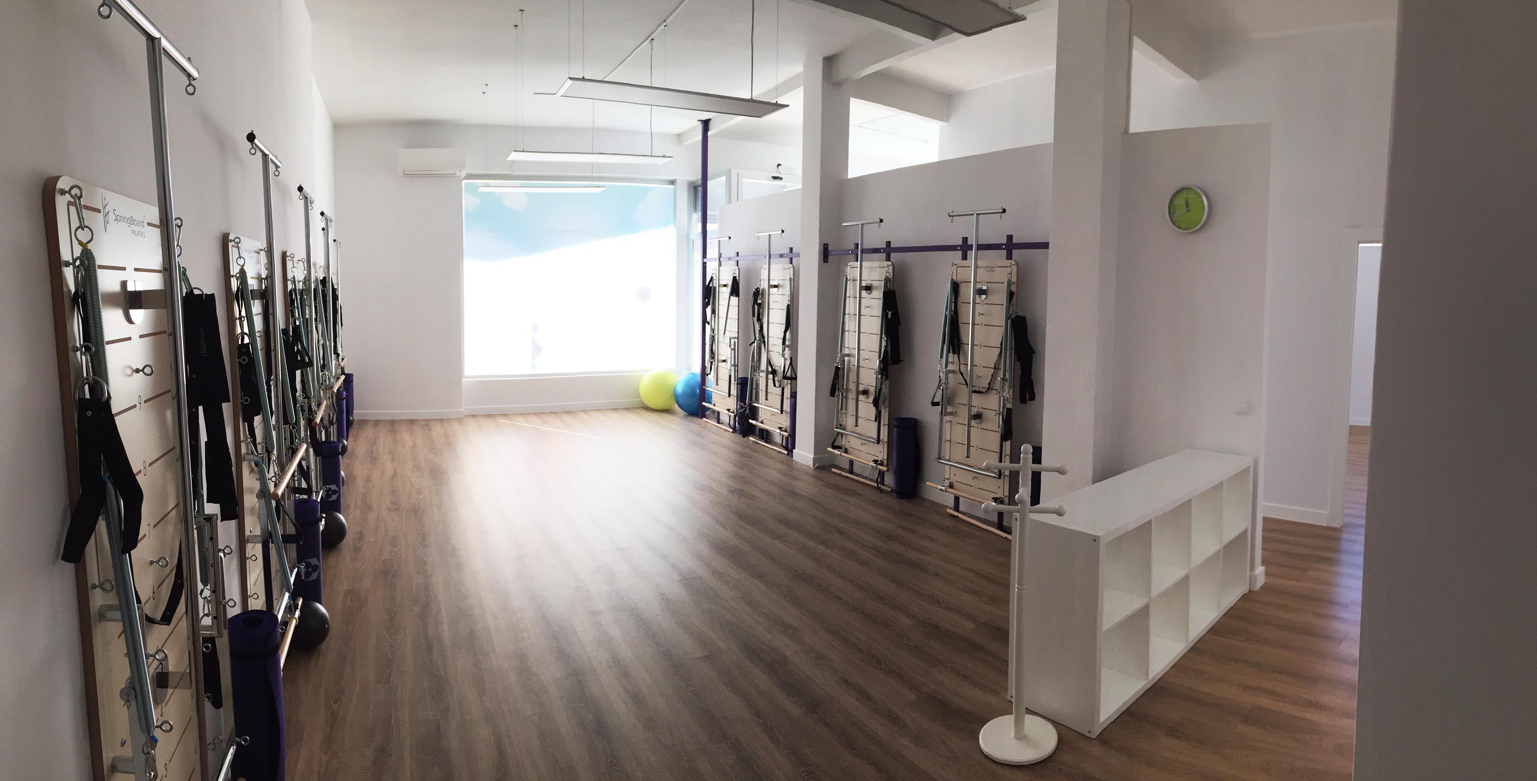 Centro de Pilates GTI