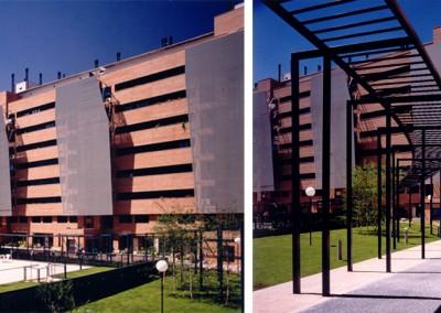 Rehabilitacion fachadas GTI Arquitectos