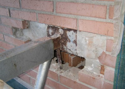 Rehabilitacion fachada GTI Arquitectos