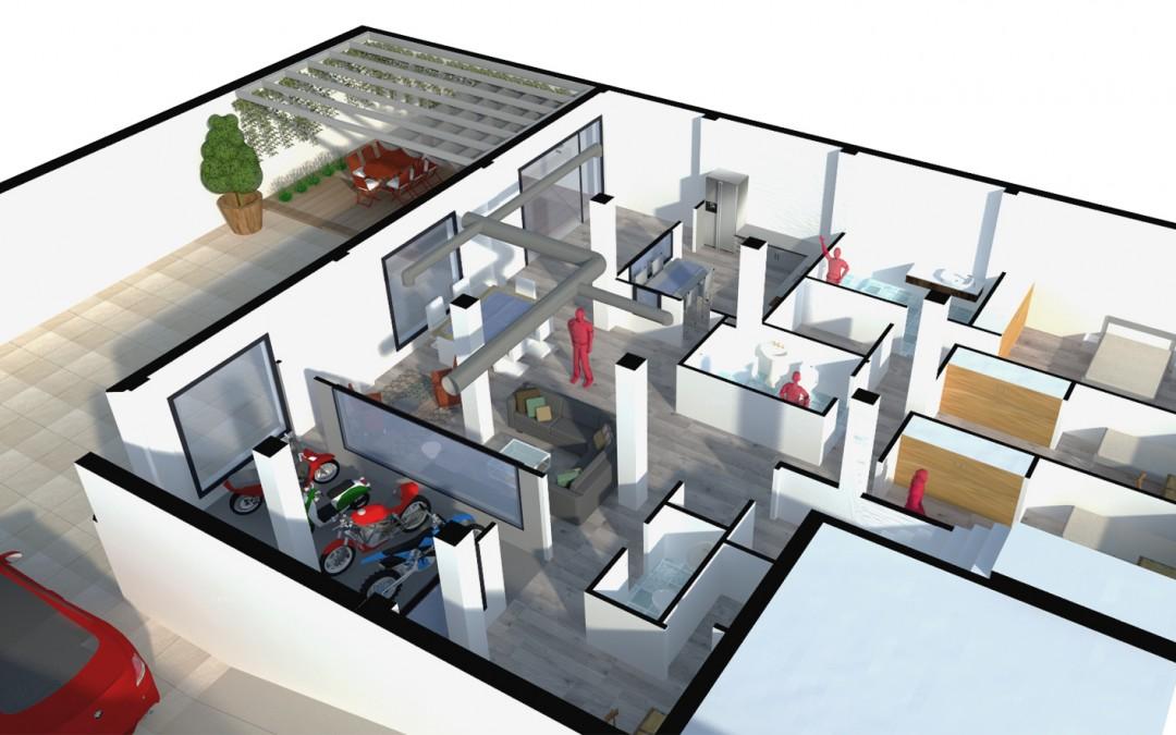Ganar espacio en tu vivienda