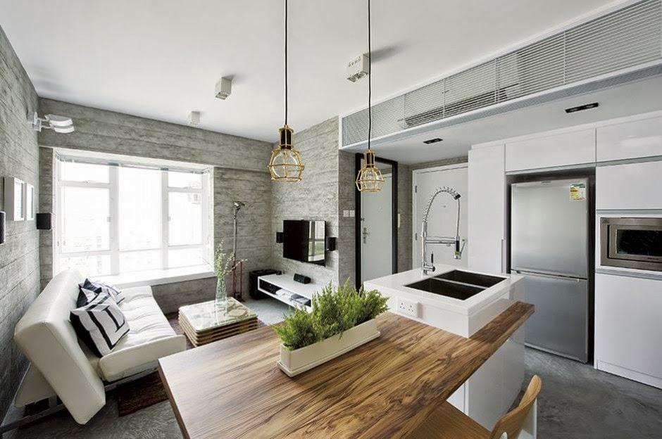 Quieres hacer una reforma no tengas miedo gti arquitectos for Fotos de interiores de casas modernas