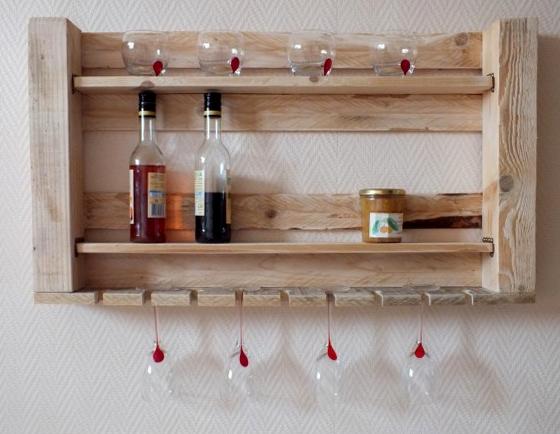 Muebles con palets de madera gti arquitectos for Muebles de palets para salon