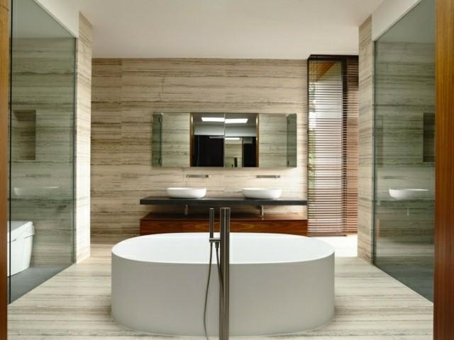 decoracion baño moderno