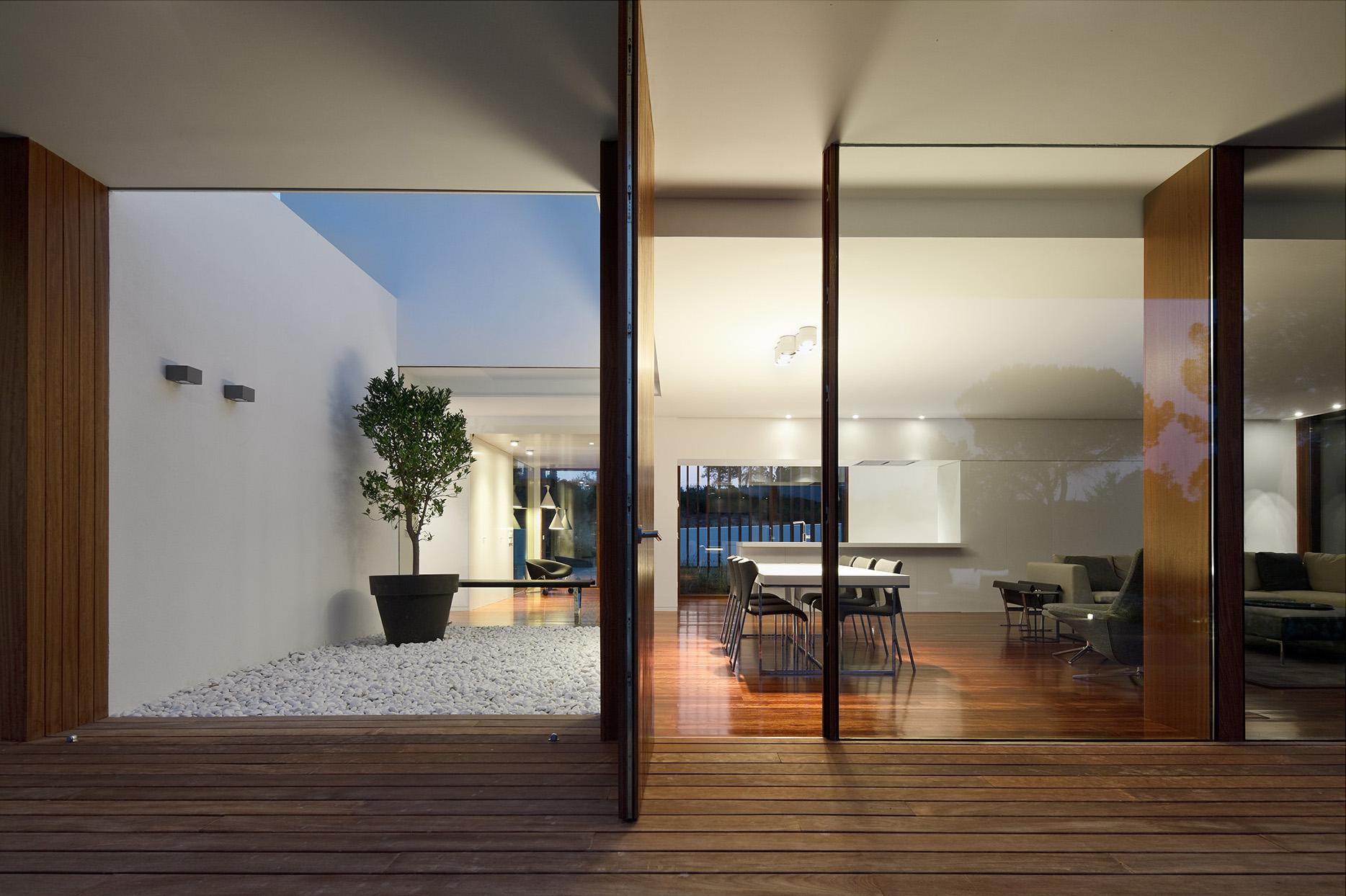 Casas Con Patio Gti Arquitectos