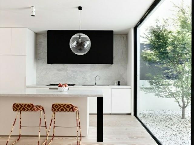 cocina casa moderna