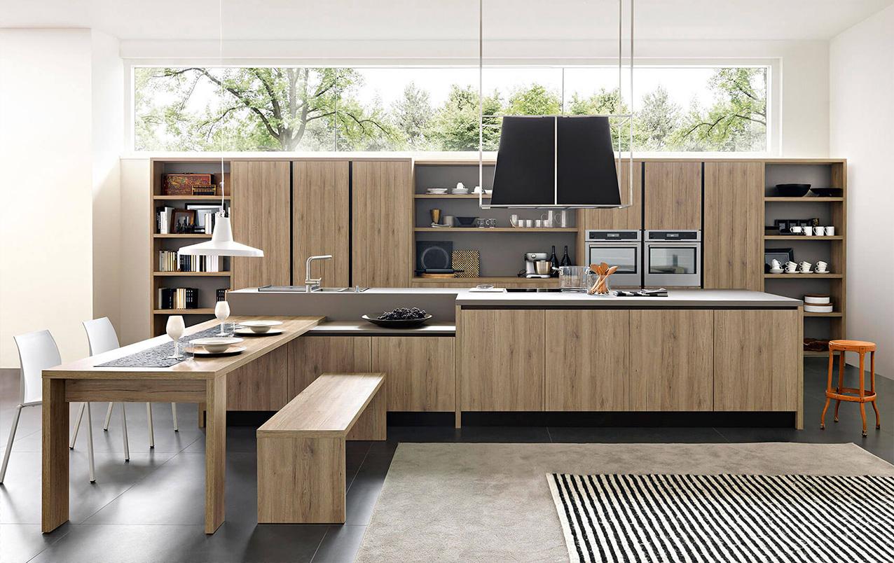 Renovar cocina sin obras gti arquitectos for Montar muebles de cocina