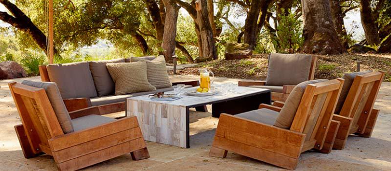 Muebles de jard n con palets gti arquitectos for Muebles de jardin con palets