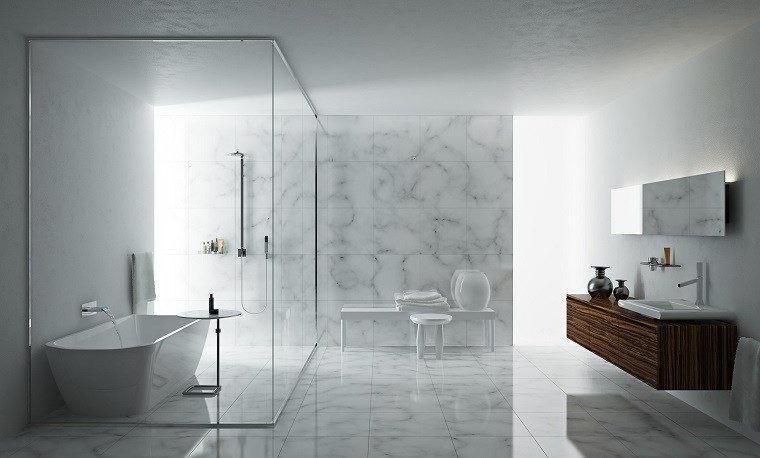 baño-moderno-blanco-y-negro