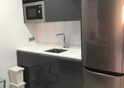 Reforma vivienda apartamento 50 m²
