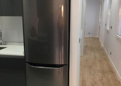 Reforma apartamento 50 m²