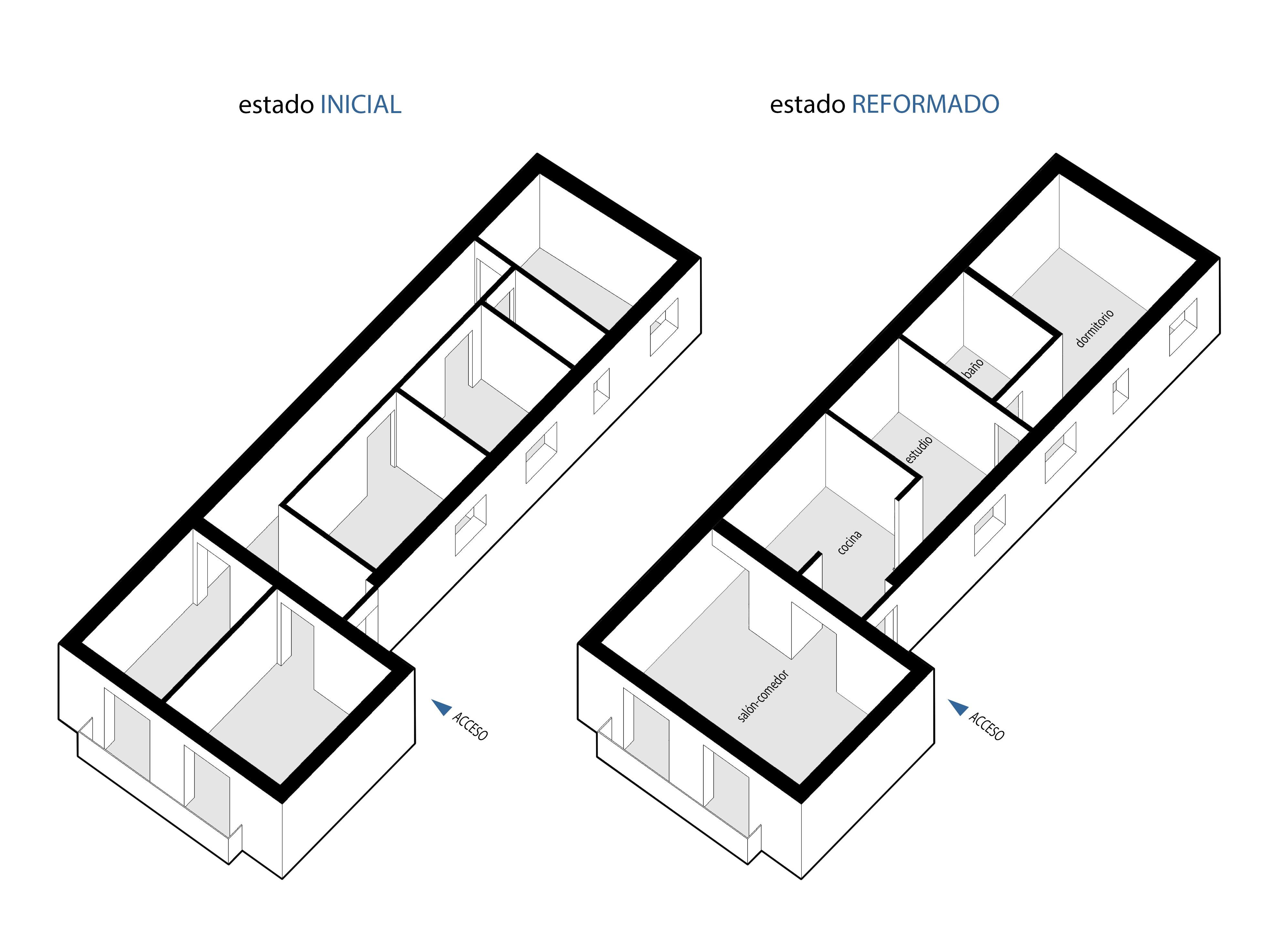 reforma apartamento 50m2 3