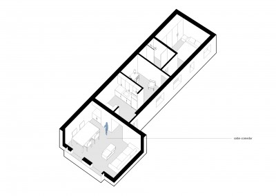 reforma apartamento 50m2 4