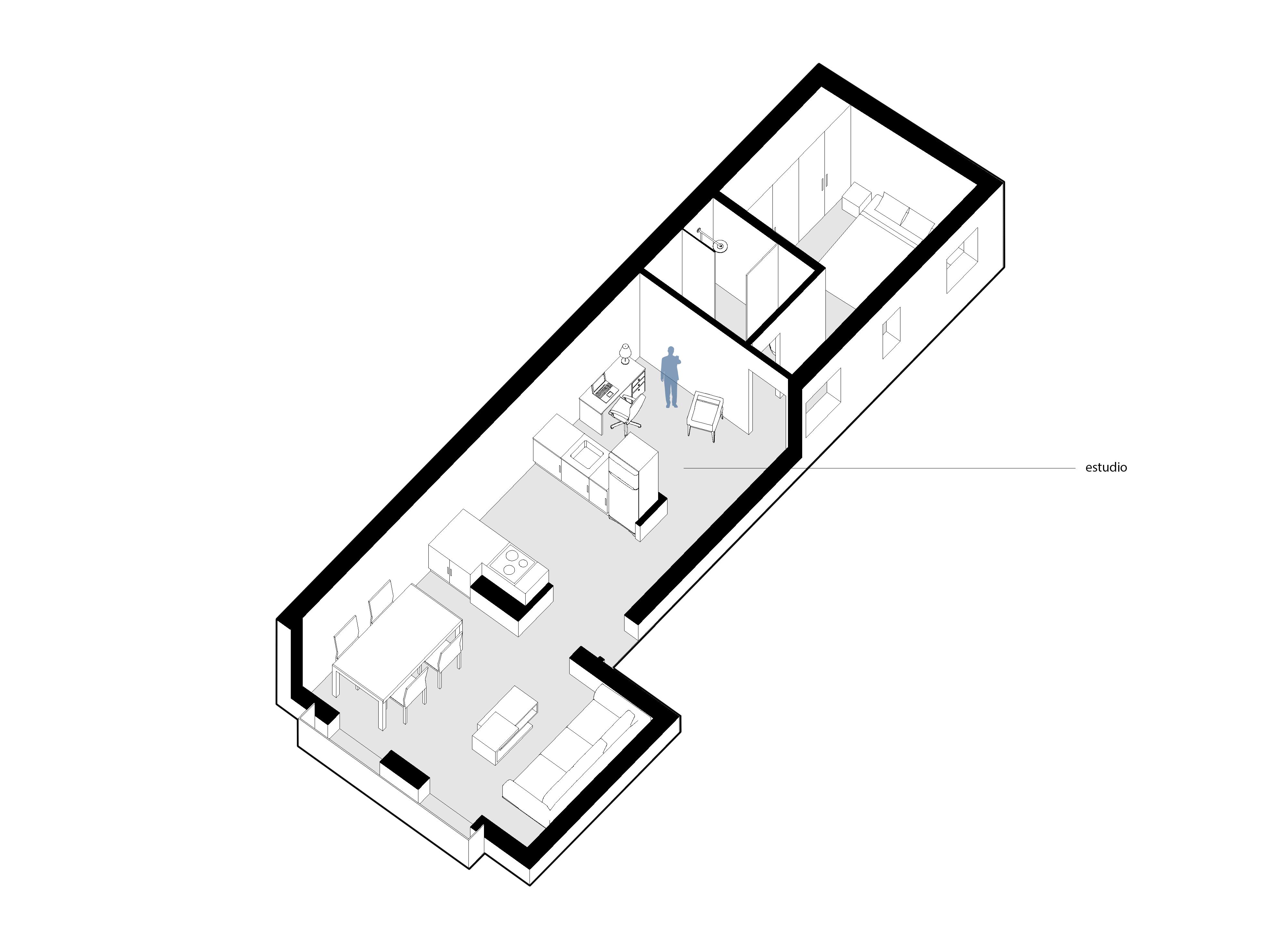 reforma apartamento 50m2 6