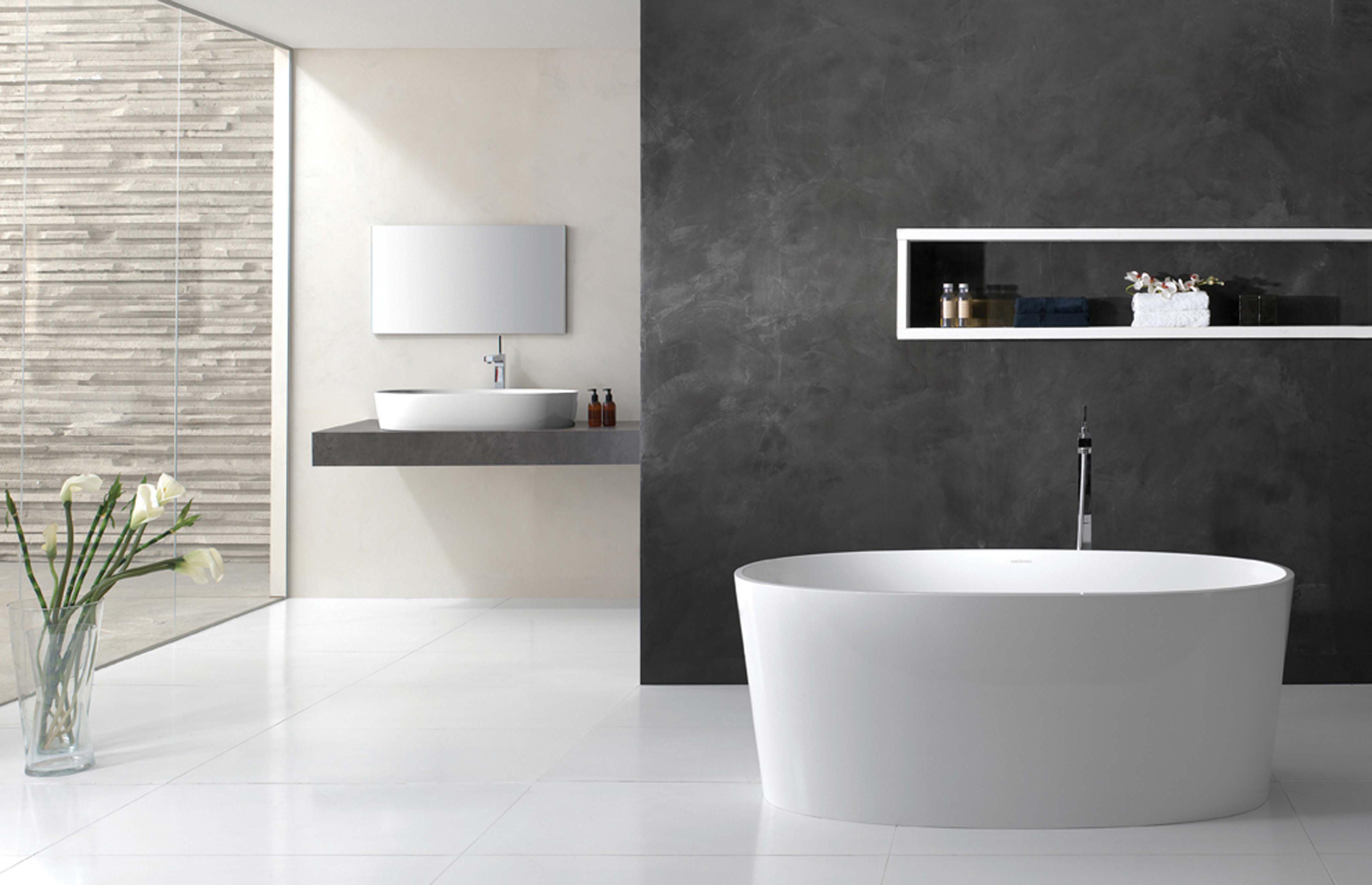 obras baño moderno