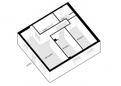 Casa OFL – 60 m²