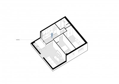 reforma vivienda 60m2