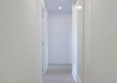 reforma vivienda 90m2 pasillo1