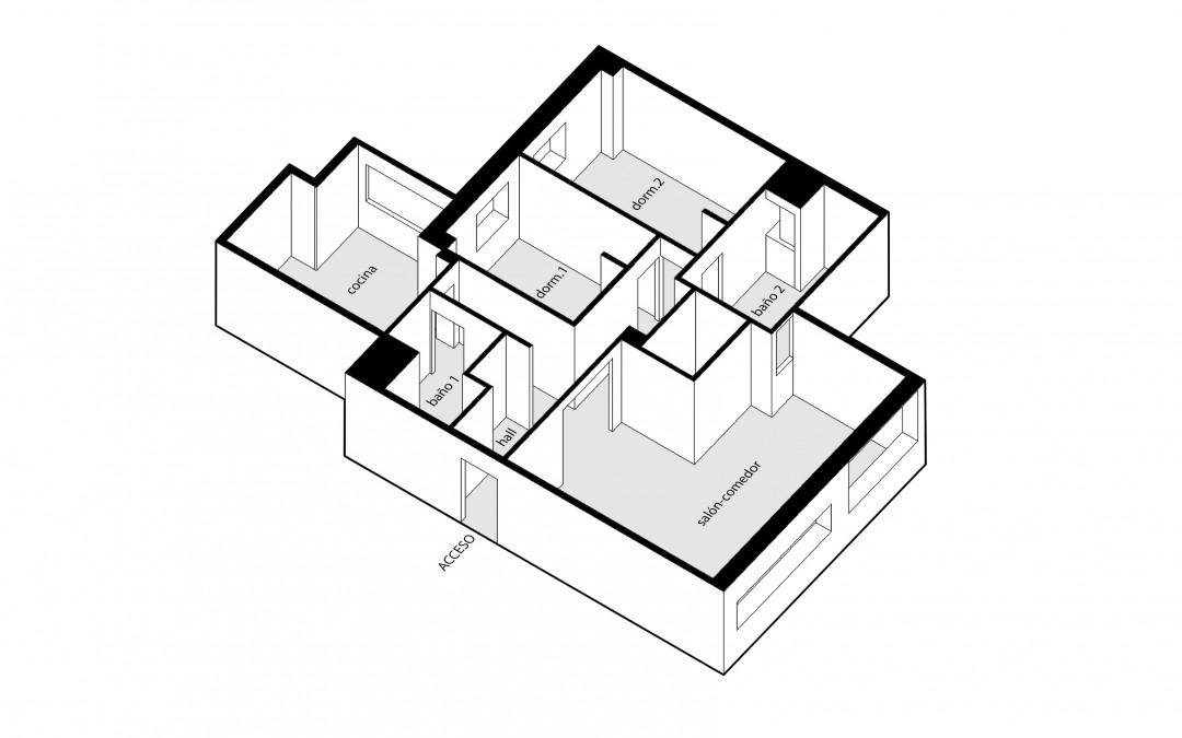 Casa GAS – 85 m²