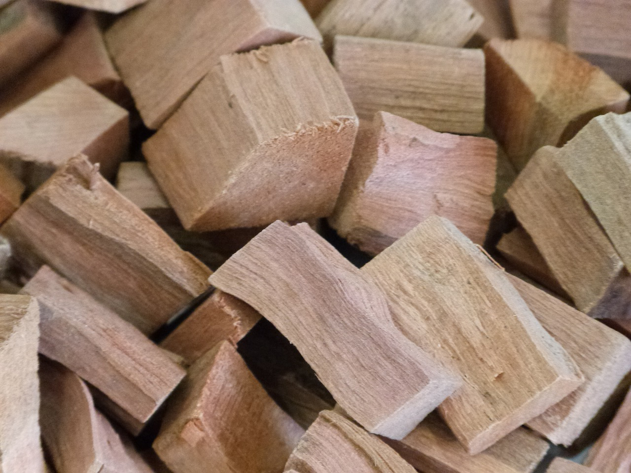 madera de roble
