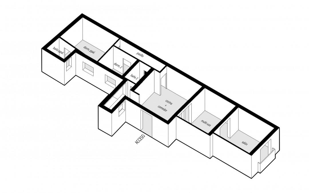 Casa MAG – 96 m²
