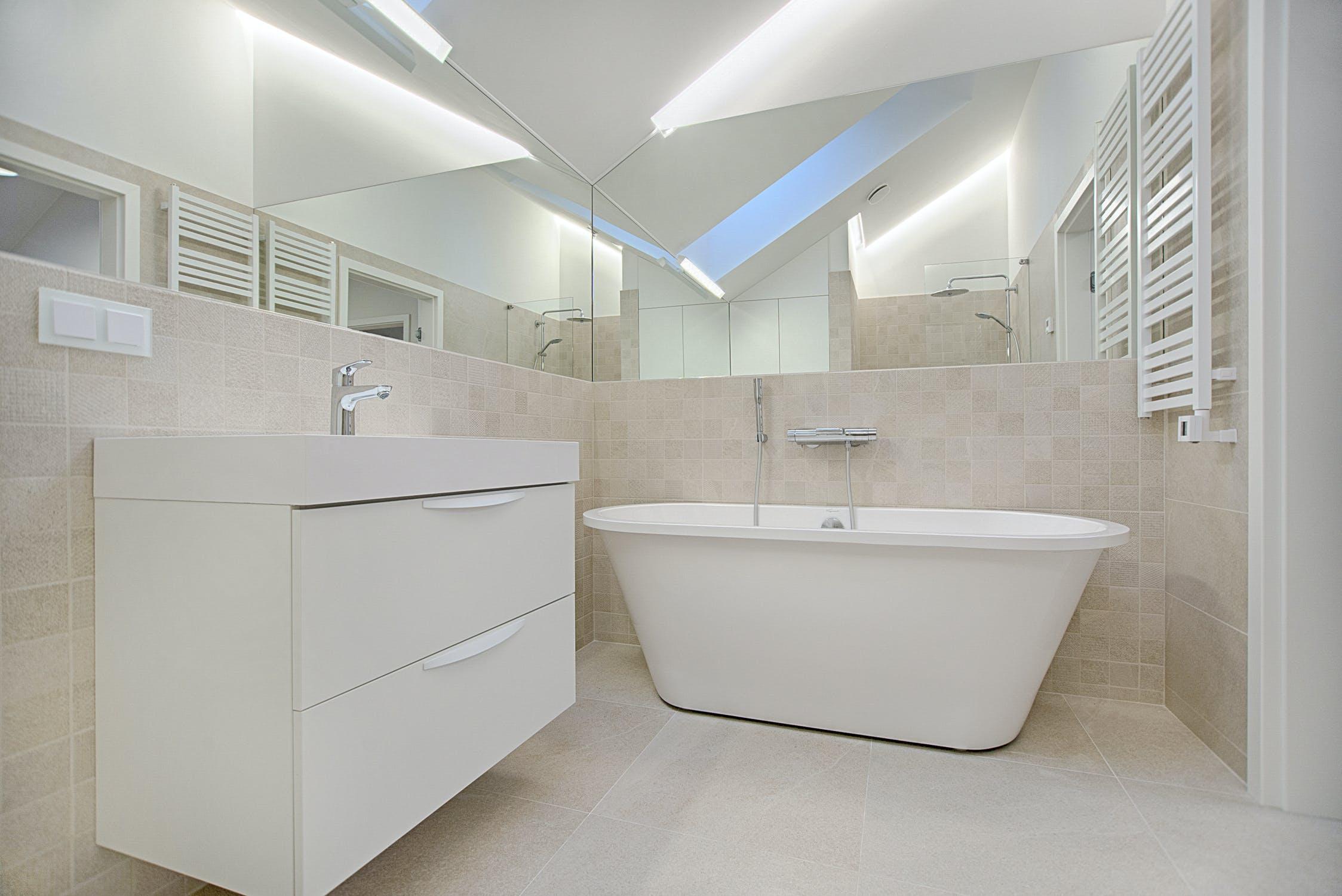 mueble nuevo baño