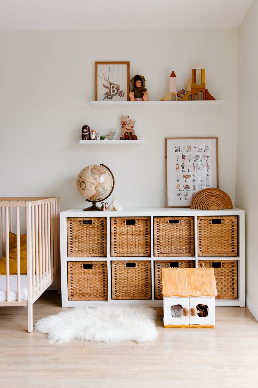 cambios en casa dormitorio infantil