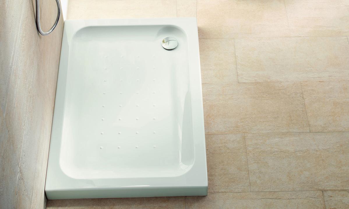 plato de ducha ceramica