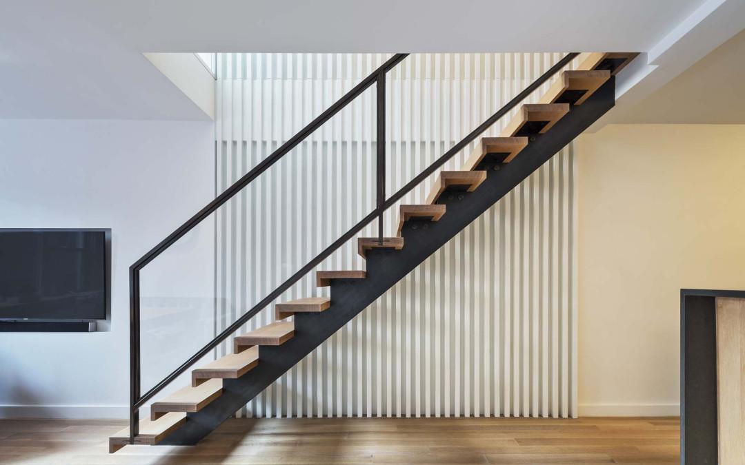 Tipos de escaleras para tu vivienda