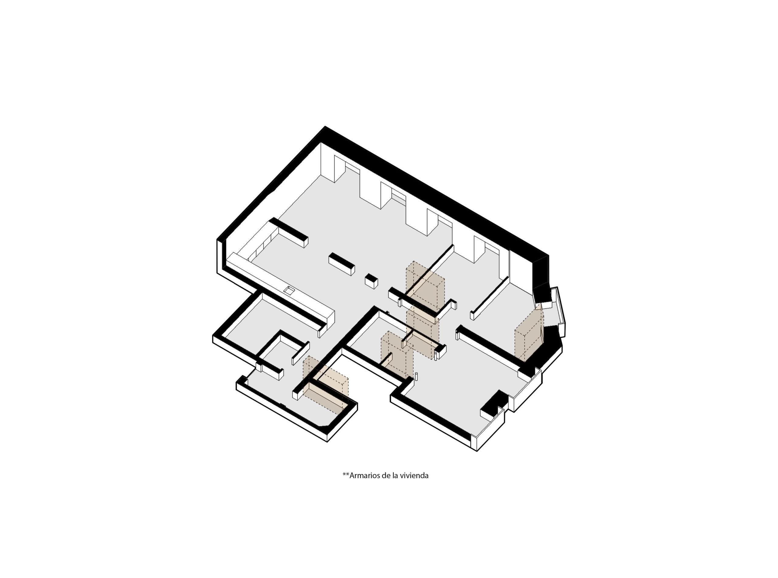 reforma-integral-vivienda-9_CASA JJ54 Armarios