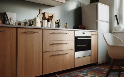 Cocinas pequeñas: soluciones de almacenamiento